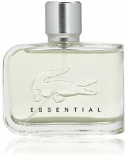 Lacoste Essential Mens Aftershave Spray 2.5 OZ NEW NO BOX