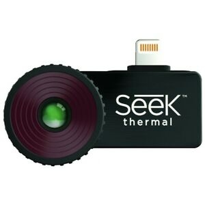 Thermovision camera Seek Thermal CompactPRO FF for iOS, LQ-AAAX