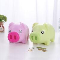 Sparschwein Spardose Schweinchen Sparen Bargeldmünze kann Kinder Geschenk