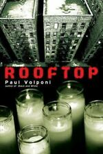 Rooftop by Paul Volponi (2007, Paperback)