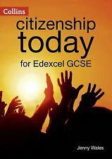 Collins Citizenship Today for Edexcel GCSE Citizenship Student's Book Paperback