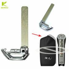 2X Replacement Smart Key Proximity Uncut Insert Blade for 2017-2019 Kia Stinger