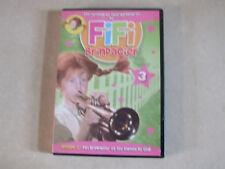 Fifi Brindacier épisode 3: Fifi et Les Dames Du Club French Children's DVD