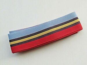 Rhodesia (UDI) General Service Medal Replacement Ribbon (5 feet)