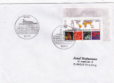 Germany 2000 Centenary of Bernard Nocht Institute for Tropical Medicine FDC VGC