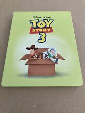 Toy Story 3  (2019 4K UHD + Blu-Ray + Digital) Steelbook Best Buy