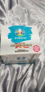 Panini UEFA EURO 2020  Adrenalyn XL Cards 50 Packs Full Box NEW