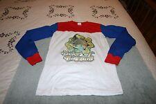True Vtg 1979 Dukes Of Hazard Long Sleeved T Shirt Daisy Duke Youth Sz Lg 14-16