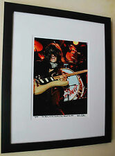 Joe Perry at the Country Club August 22, 1982 fine art photo #5/100 Aerosmith