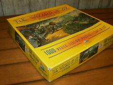 The Wizard of Oz 1000 Piece Jigsaw Puzzle SunsOut Scott Gustafson GU13001 Baum