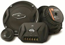 JBL GTO609C Two Way 6.5 in. Component Speakers System 2 Pieces - Black