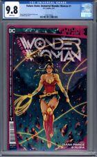 Future State: Immortal Wonder Woman #1 Nubia Jen Bartel DC 1st Print CGC 9.8