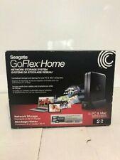 Seagate FreeAgent GoFlex Home 2TB External 5400RPM STAM2000100 NAS