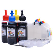 Ciss Refillable Ink Cartridge Fits Brother DCP-395CN 585CW 6690CW 337CW 163C
