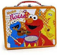 "Elmo Metal Lunch Box ""Make Some Noise"""