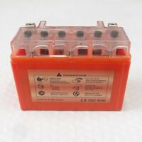 GEL YT12A-BS YTX12A-BS MOTORBIKE BATTERY 12V MAINTENANCE FREE AGM SEALED