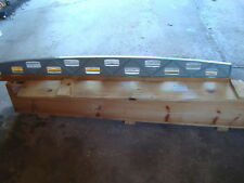"""Busch Precision Dovetail Straight Edge PE6672S Hand Scraped 72"""" New In Box"""