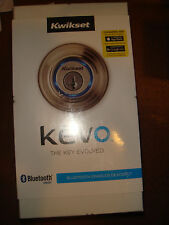 Kwikset Kevo 925 Bluetooth Smart Deadbolt Lock (Satin Nickel)- Brand New in Box!