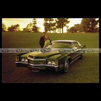 #pha.003154 Photo CADILLAC FLEETWOOD ELDORADO 1970 Car Auto