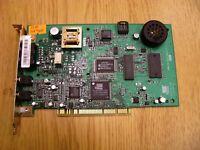 Dell  GX400 3Com US Robotics 56K Dial-Up Fax Modem Sound Card PCI 3CP2976