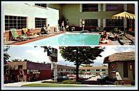 "COLORADO Postcard - Colorado Springs, J's Motel & Restaurant ""A"" (D17)"