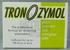 100g Tronozymol Yeast Nutrient & Energiser Salts For Fermentation Homebrew Wines