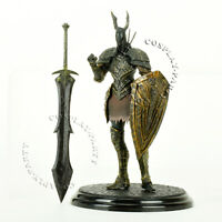 """8"""" inch Dark Souls Black Knight - DXF Action Figure Toy Gift Collection Sculpt"""