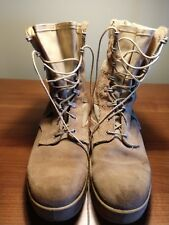 Altama US Military Army Issue Coyote Tan Hot Weather Combat Boots Sz 12R