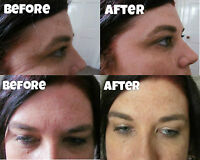 Non surgical instant facelift ageless eyes serum face skin cream reduce wrinkles