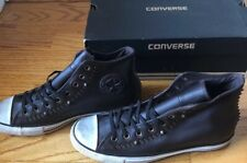 NEW Leather Converse CT Chuck Taylor Hi High Top Studded Mole Size 11 EUR  45