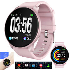 Bluetooth Smart Watch Sleep Monitor for Android LG G7 G8 Huawei Samsung A70 A50