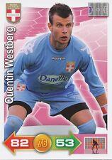 QUENTIN WESTBERG # USA EVIAN THONON GAILLARD.FC ETG CARD PANINI ADRENALYN 2012 T