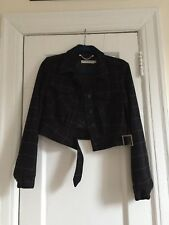 Opening Ceremony / Woolrich cropped jacket , size small