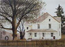 Billy Jacobs Grandma's House Farm  Print 24 x 18