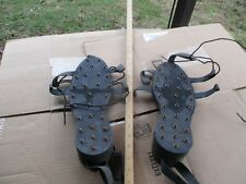 KORKERS VINTAGE STUDDED ICE FISHING SHOE ATTACHMENTS