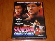 CAMPEON DE CAMPEONES 2 / Best of the Best 2 - English Español DVD R2 Precintada