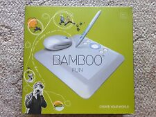 "Wacom Bamboo Fun 5.8"" x 3.7"" Tablet NIB"
