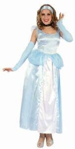 Déguisement Princesse Bleu Femme Adulte