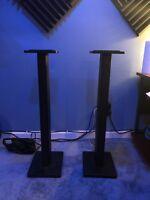 Speaker Stands good for Studio Monitors (Yamaha, KRK Etc.)