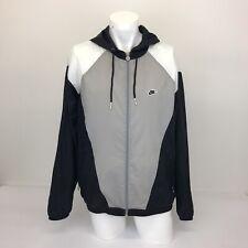 Nike Sportswear Windbreaker-Windrunner Grey Size L/XL | Black Grey | A11