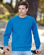 Fruit of the Loom Cotton Crew Neck Sweatshirts for Men