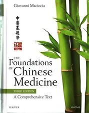 The Foundations of Chinese Medicine: A Comprehensive Text by Giovanni Maciocia (Hardback, 2015)