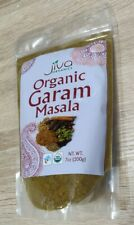 Organic Garam Masala  - 7 oz. Jiva Organics NEW & SEALED EXP: MAR 2023 OR LATER