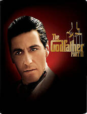 New Sealed The Godfather Part II Steelbook Blu-ray Disc Rare