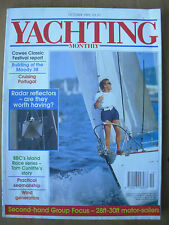 YACHTING MONTHLY MAGAZINE OCTOBER 1995 No 1070