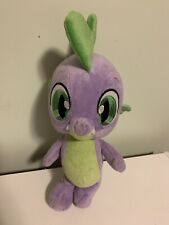 "Build-A-Bear Plush Dragon SPIKE My Little Pony Green 12"" Plush"