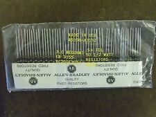 NEW Allen Bradley Fixed Resistors 45058-43152 3 MGHM 1/2 Watt , Lot of 50