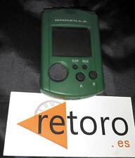 GODZILLA GREEN Sega Dreamcast VMU Visual Memory Card Rara Loose Japanese