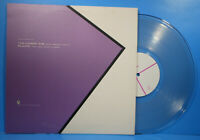"""THE CINEMA EYE/AUDION 10"""" EP CLEAR VINYL ELECTRONIC GREAT CONDITION! VG++/VG++!!"""