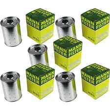 5x MANN-FILTER Ölfilter Oelfilter PF 815 Oil Filter
